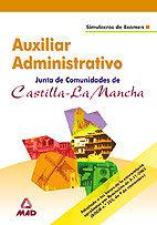 Auxiliares administrativos junta de comun