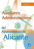 Auxiliares administrativos ayuntamiento d