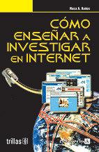 Como enseñar a investigar en internet