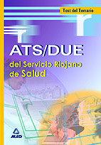 Ats/due servicio riojano de la salud test