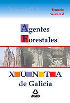 Agentes forestales de la xunta de galicia temario volumen ii