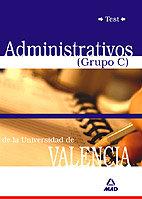 Administrativos grupo c universidad de v