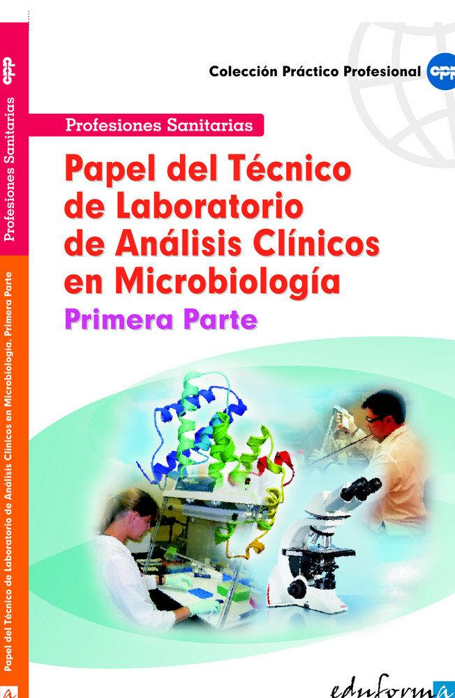 Tecnico laboratorio analisis clinicos 1ª parte