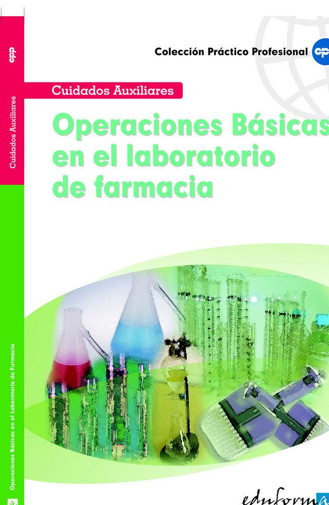 Operaciones basicas laboratorio farmacia
