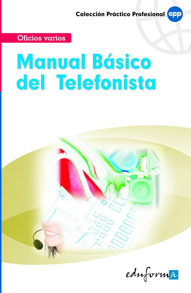 Manual basico del telefonista