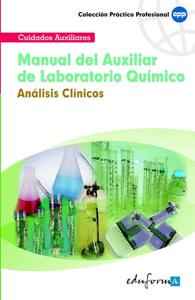Manual auxiliar laboratorio quimico analisis clinicos