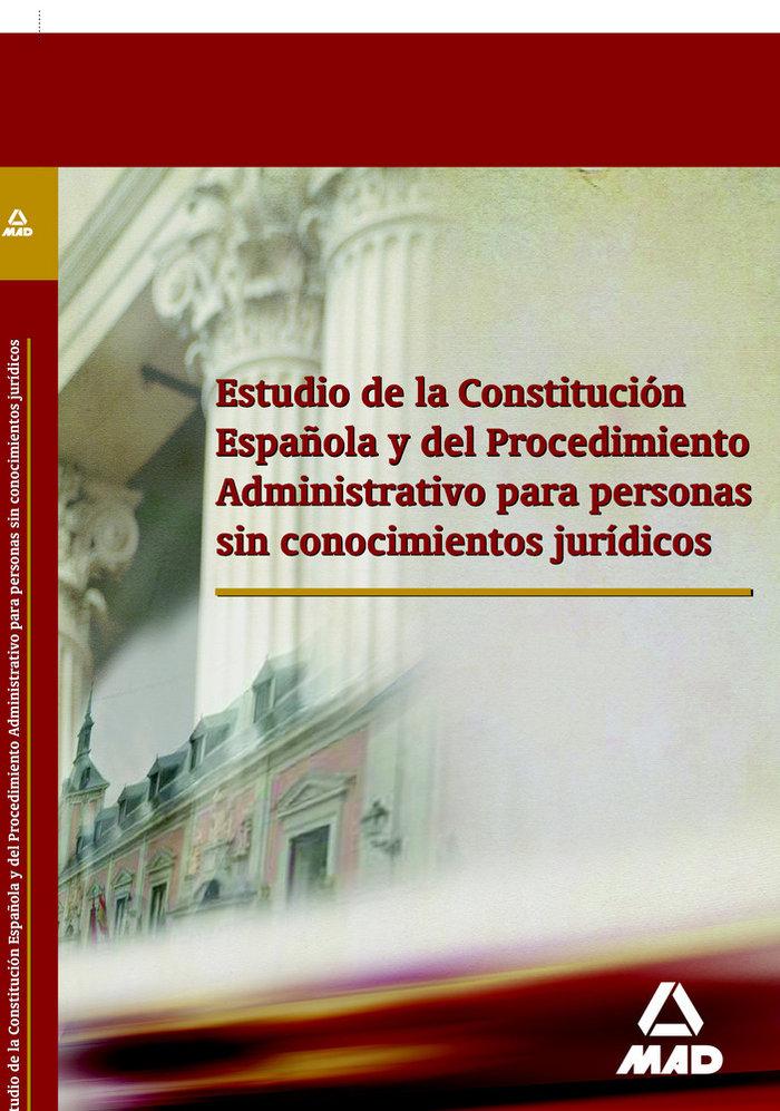 Estudio constitucion española
