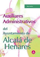 Auxiliares administrativos del ayuntamiento de alcala de hen