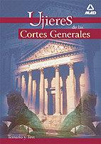 Ujieres, cortes generales. temario y test
