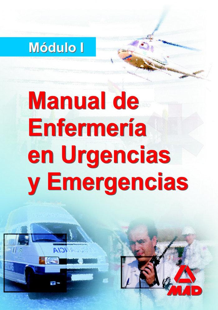 Manual diplomado en enfermeria de urgencias y emergencias i