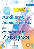 Auxiliares administrativos ayuntamiento z