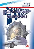 Agentes de la policia local del ayuntamiento de valencia. te