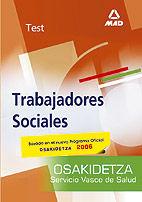 Trabajadores  sociales del servicio vasco de salud-osakidetz