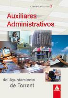 Auxiliares administrativos del ayuntamiento de torrent. tema