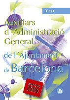 Auxiliars administratius ajuntament de ba