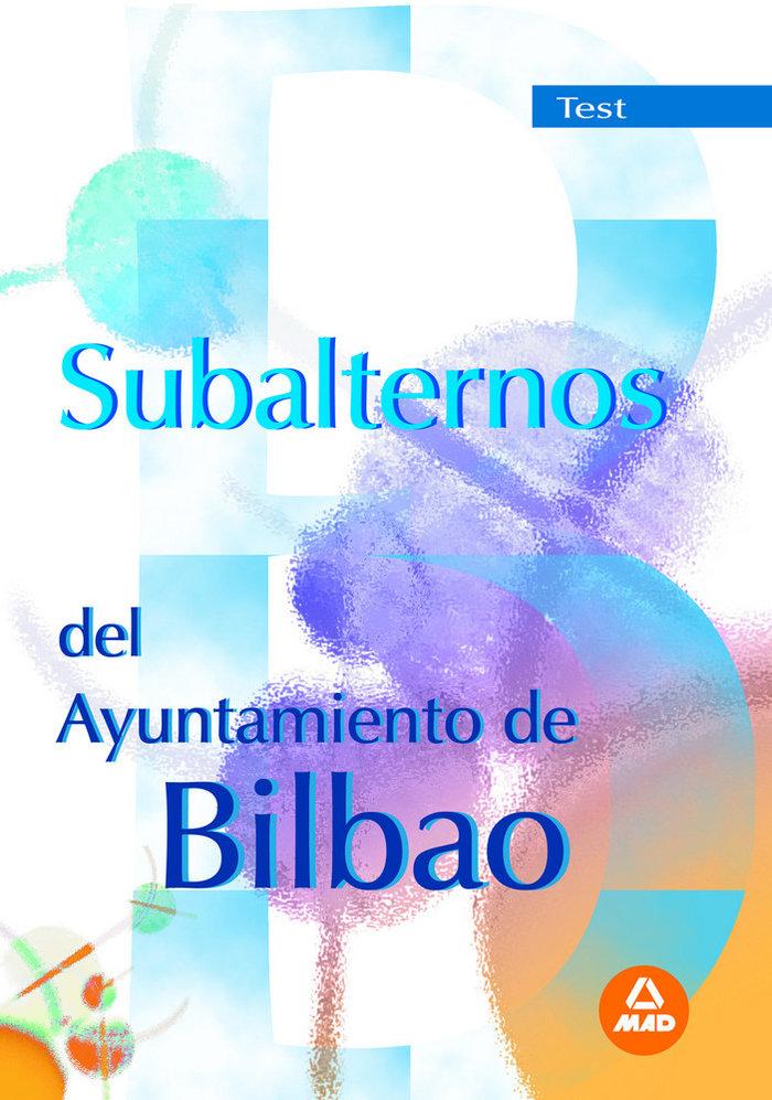 Subalternos ayuntamiento de bilbao.test