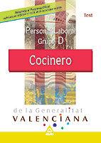Cocinero de la generalitat valenciana test