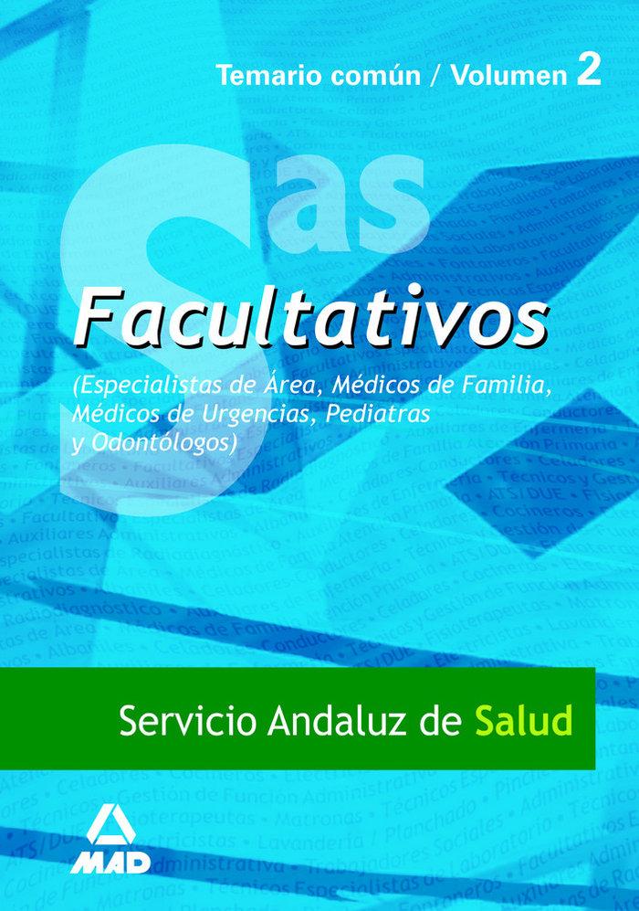 Facultativos especialistas area medicos familia vil.ii