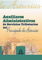 Auxiliares administrativos de servicios tributarios del prin