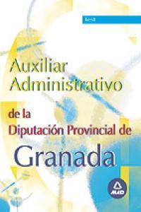 Auxiliar administrativo diputacion de granada test