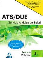 Ats/due servicio andaluz salud iv temario