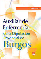 Auxiliar de enfermeria de la diputacion provincial de burgos