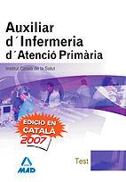 Auxiliar d infermeria d'atencio primaria test