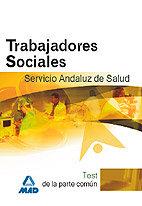 Trabajadores sociales sas test parte  comun