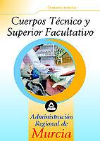 Cuerpo tecnico y superior facultativo de la administracion r