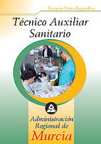 Tecnico auxiliar sanitario de la  administracion regional de