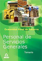 Personal de servicios generales de la administracion de la c
