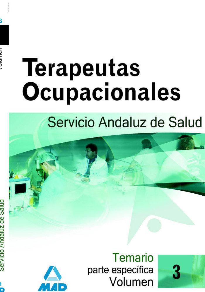 Terapeutas ocupacionales sas temario 3