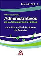Administrativos de la administracion publica de la comunidad