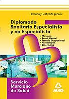 Diplomado sanitario especialista y no especialista, servicio
