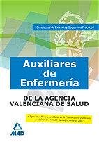 Auxiliares de enfermeria de la agencia valenciana de salud.