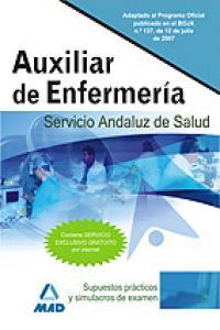 Auxiliares enfermeria servicio andaluz de salud examenes