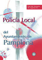 Policia local del ayuntamiento de pamplona. test del temario