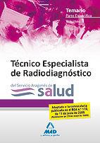 Tecnicos especialistas de radiodiagnostico del servicio arag