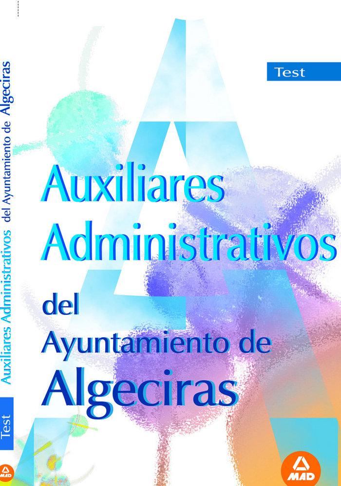 Auxiliares administrativos ayuntamiento algeciras test