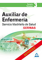 Auxiliares de enfermeria del servicio madrileño de salud (se