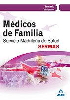 Medicos de familia del servicio madrileño de salud (sermas).