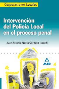 Intervencion del policia local en el proceso penal