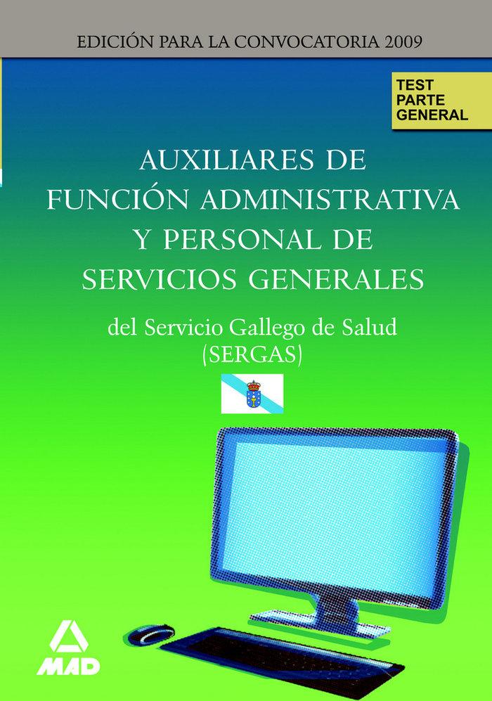 Auxiliares de funcion administrativa y personal de servicios