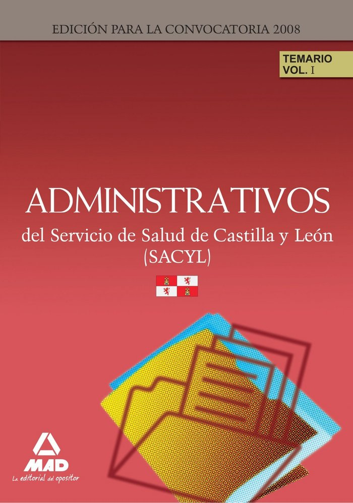 Administrativos del servicio de salud de castilla y leon (sa