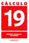Cuaderno calculo 19 ep numeros decimales divisiones