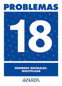 Cuaderno problemas 18 ep numeros decimales multiplicar