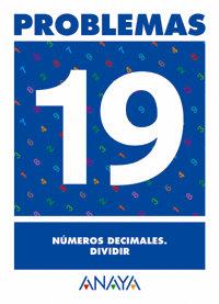 Cuaderno problemas 19 ep numeros decimales dividir