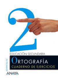 Cuaderno ortografia 2 eso 2003                    anavar0eso