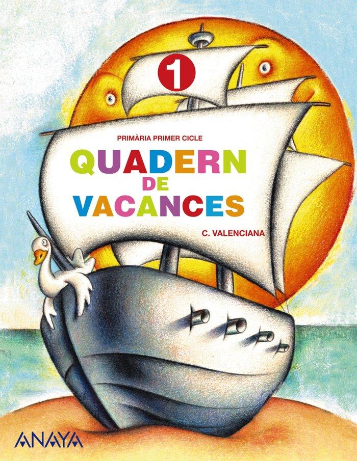 Quadern vacances 1ºep valencia 10