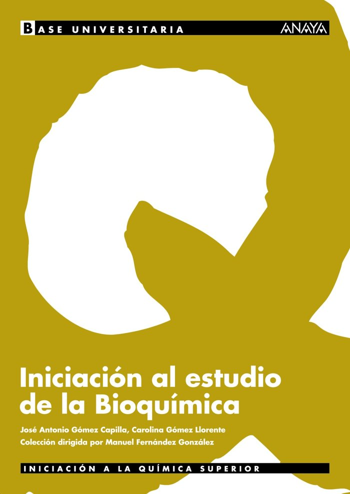 Iniciacion al estudio bioquimica